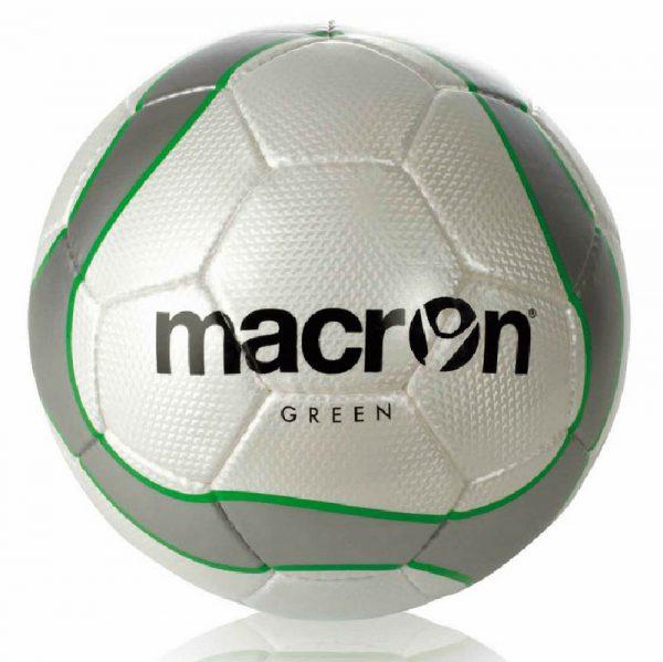 macron green