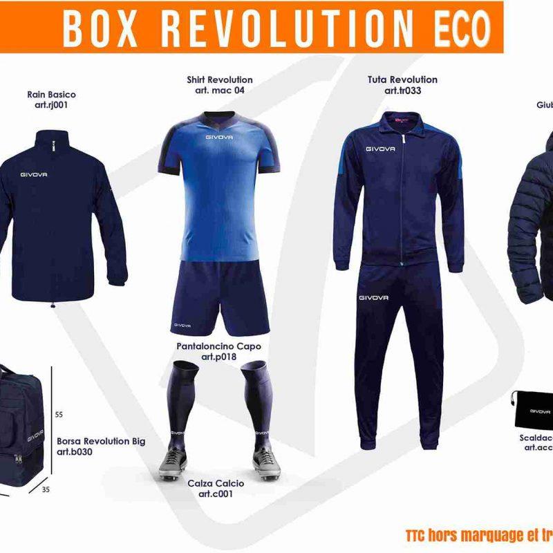 Box Givova Revolution Eco